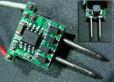 Драйвер для мощных светодиодов RLD1-1(led driver 1-3 W) .
