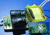 драйвер для светодиодной лампы 3 x 3 Вт