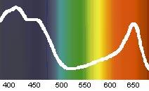 спектр поглощения хлорофилла